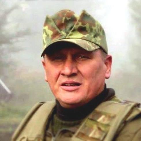 Комбат Коханівський в Ужгороді заявив про продовження Національно-визвольної революції (ВІДЕО)