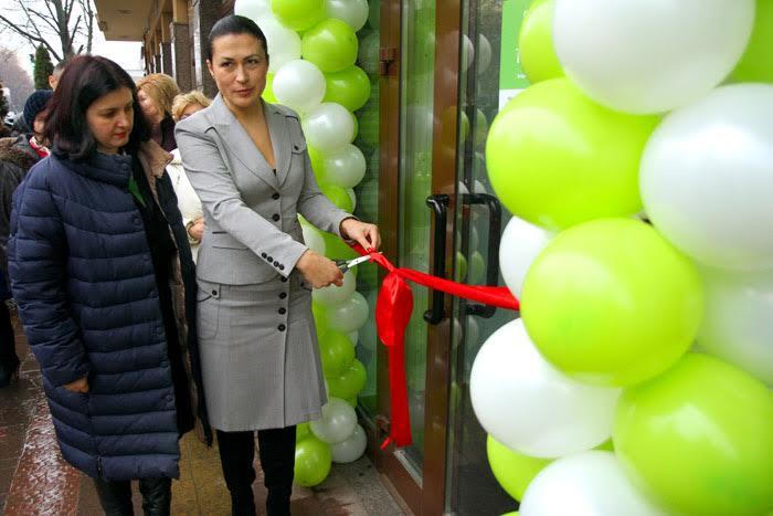Під Новий рік А-Банк відкрив в Ужгороді нове відділення