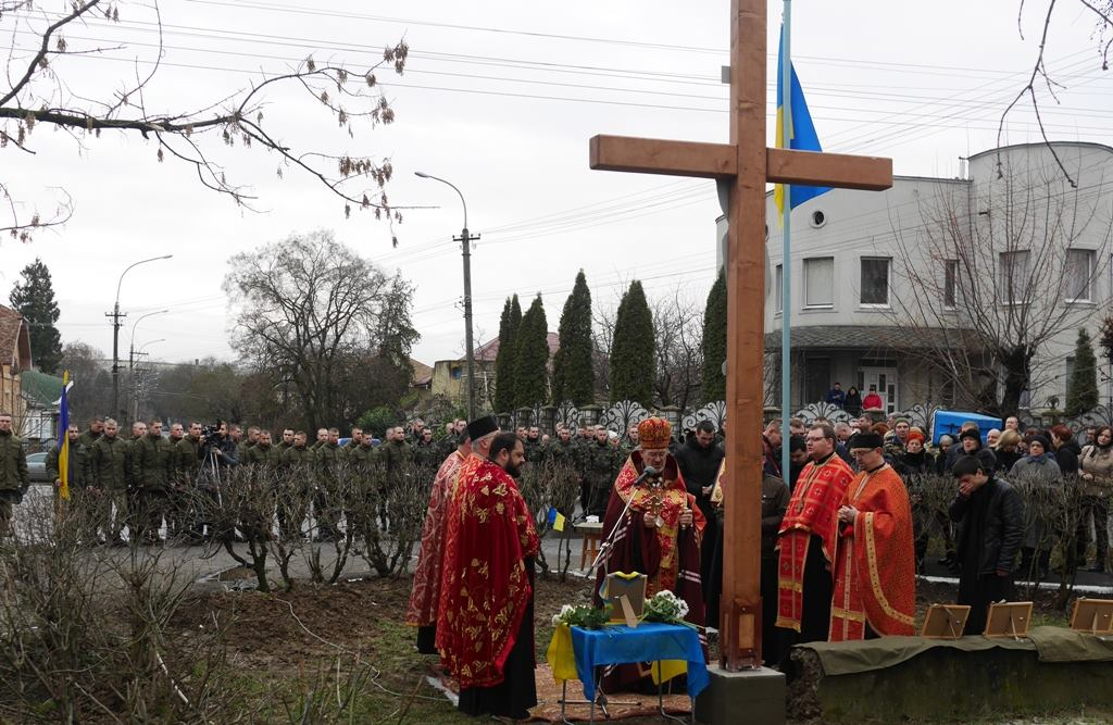В День Конституції відкриють меморіал на честь ужгородців полеглих у війні з Росією