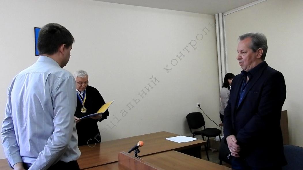 Директора Закарпатського облмуздрамтеатру суддя Леміш О.М. залишив на посаді (ВІДЕО)