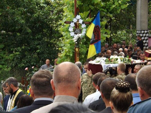 Сьогодні в Перечині відкриють меморіальну дошку полеглому закарпатському воїну Івану Бабичу