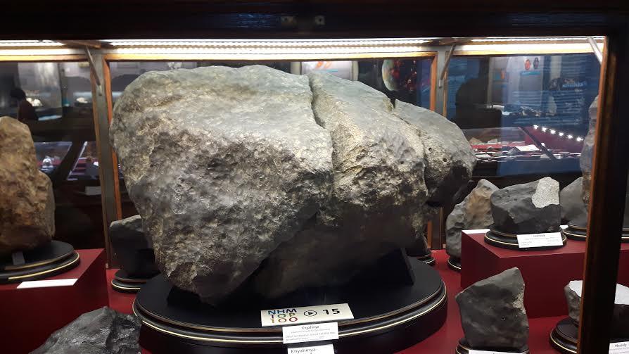 На Закарпатті відзначать 150-річчя падіння найбільшого метеорита в Європі