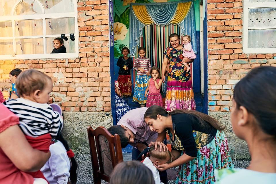 Ukraїner зачарували спідниці мешканців циганського табору Королева (ФОТО)