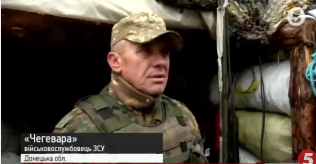 """Закарпатський """"Чегевара"""" розповів про порушення перемир'я загонами бойовиків"""