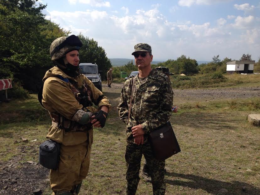 На Закарпатті пройдуть навчання із територіальної оборони краю
