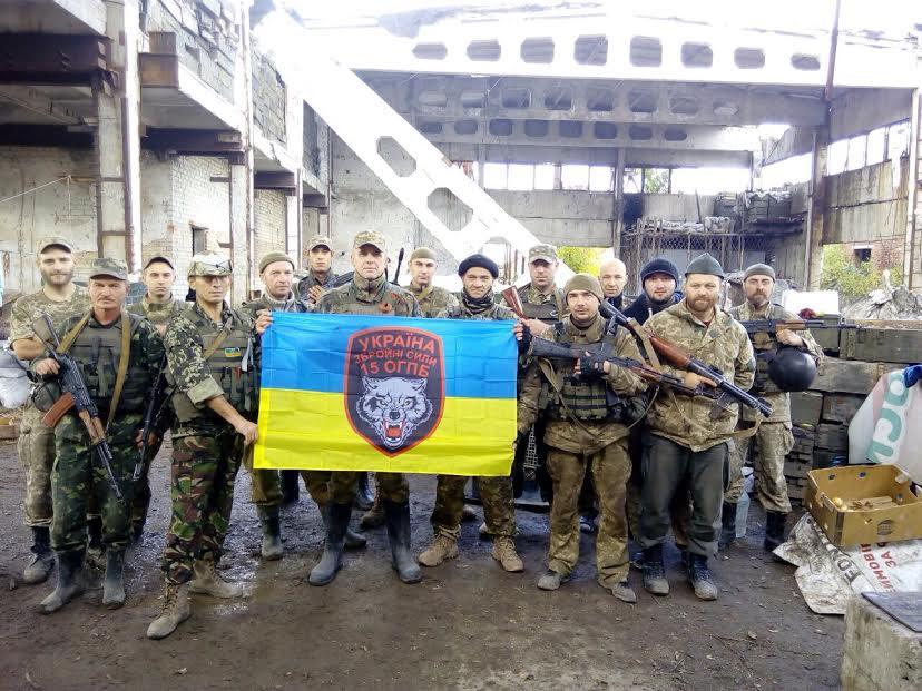 Закарпатський ветеран АТО «Че Гевара» закликав командування очиститись від комбата 15 бату