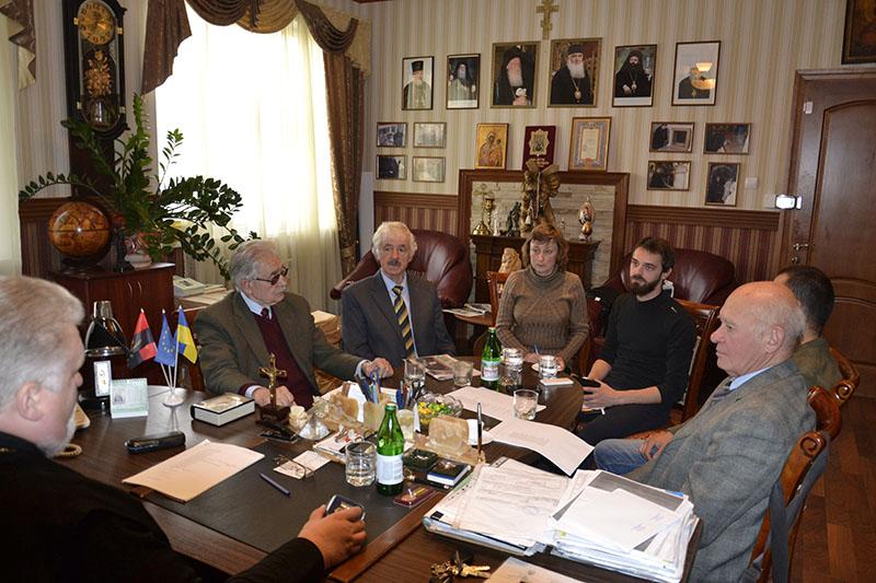 В Ужгороді обговорили  питаня відзначення 25-річчя відновлення державної незалежності України