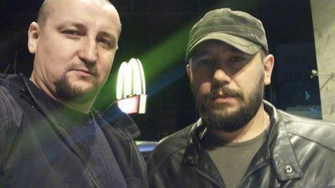 Закарпатського націоналіста Сачка звільнили з київського ізолятора (ФОТО)