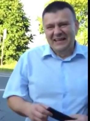 В Ужгороді в неприродній спосіб згвалтували начальника Укртрансбезпеки Слободянюка