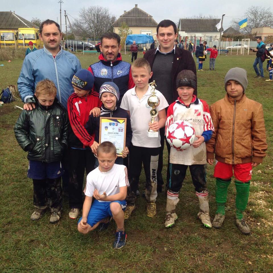 На Ужгородщині відбувся наймасштабніший юнацький футбольний турнір (ФОТО)