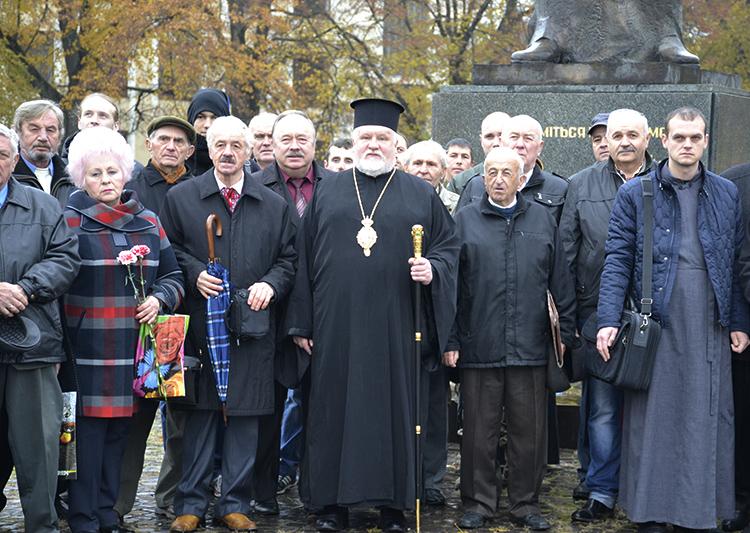 Нотатки з відзначення громадськістю Закарпаття 25-річчя незалежності України (ФОТО)