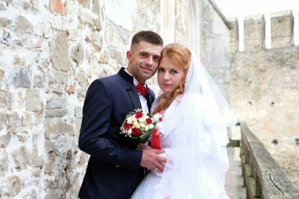 Весілля 22-річного снайпера з Рахівщини показали на всю країну (ВІДЕО)
