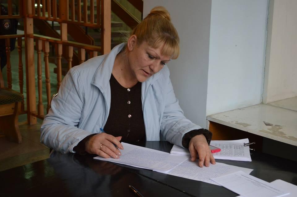 Закарпатську журналістку звинуватили у погрозах фізичної розправи (відео)