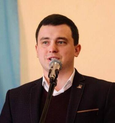 Депутат Ужгородської райради Роланд Цебер прокоментував бандитський напад на його офіс (фото)