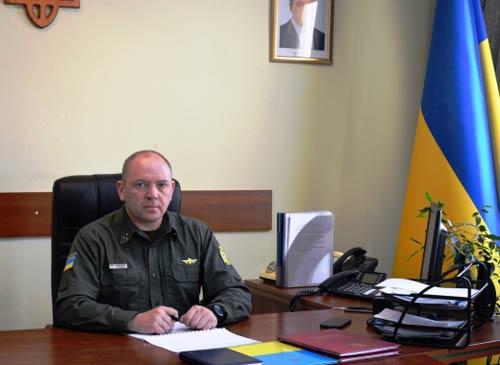 В Мукачівського прикордонного загону – новий керівник