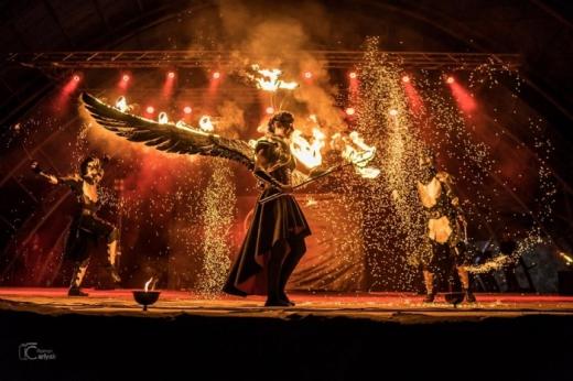 Незабаром в Ужгороді відбудеться масштабний фестиваль вогню