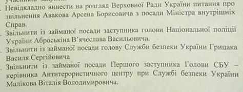 Активісти вимагали у голови Закарпатської облради винести на сесію питання недовіри керівництву МВС та СБУ України (ВІДЕО)