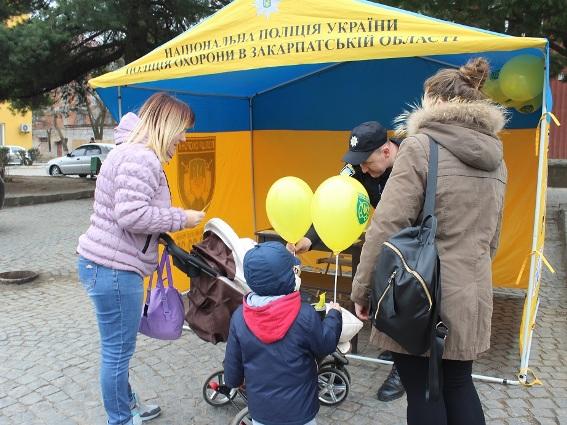 Охороною житла зацікавились навіть закарпатські малюки (ФОТО)