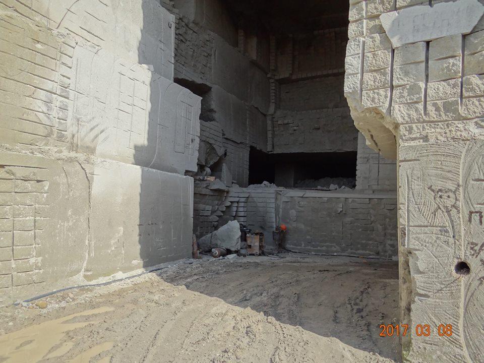 """Як виглядають закарпатські """"гробниці фараонів"""" (ФОТО)"""