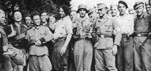 Закарпатський офіцер розповів про те, як українці проливали кров за свободу Франції