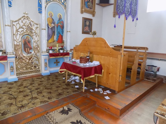 Поліція затримала злодіїв, які обікрали дві церкви на Хустщині