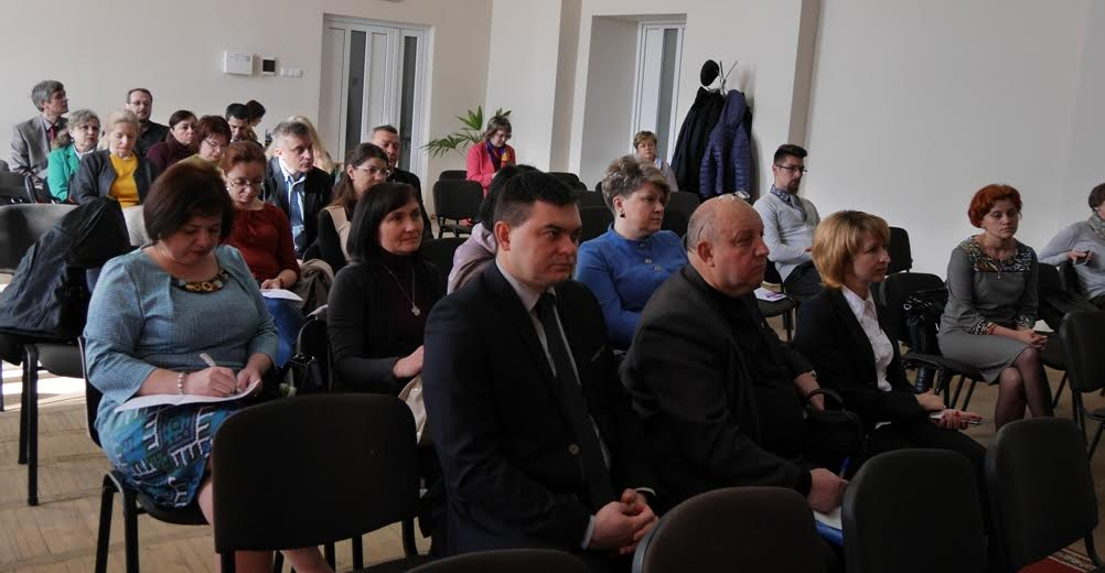 В Ужгороді українсько-словацький проект запроваджує нові методи освіти