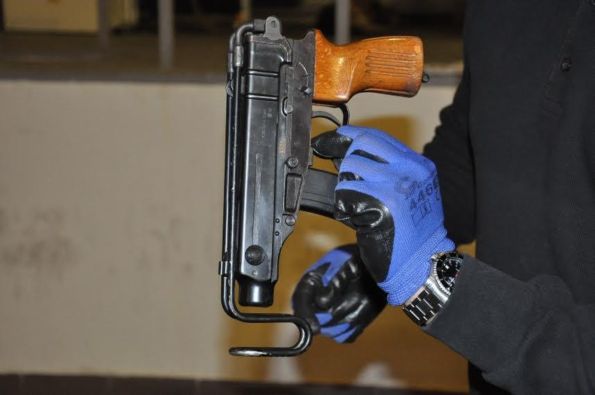 На Закарпатті засуджені контрабандисти зброї та боєприпасів (ФОТО)
