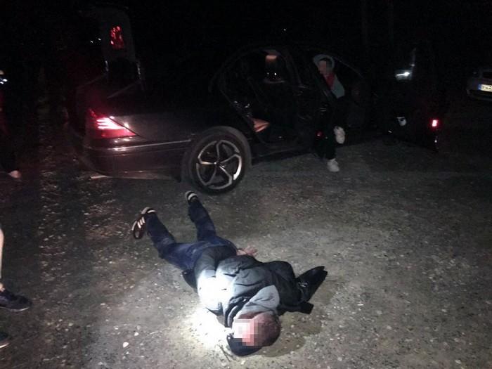 На Закарпатті СБУ затримала банду наркодилерів
