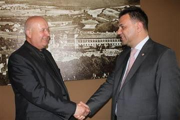 Визначено дату офіційного підписання угоди між Закарпаттям та Устецьким краєм (Чехія)