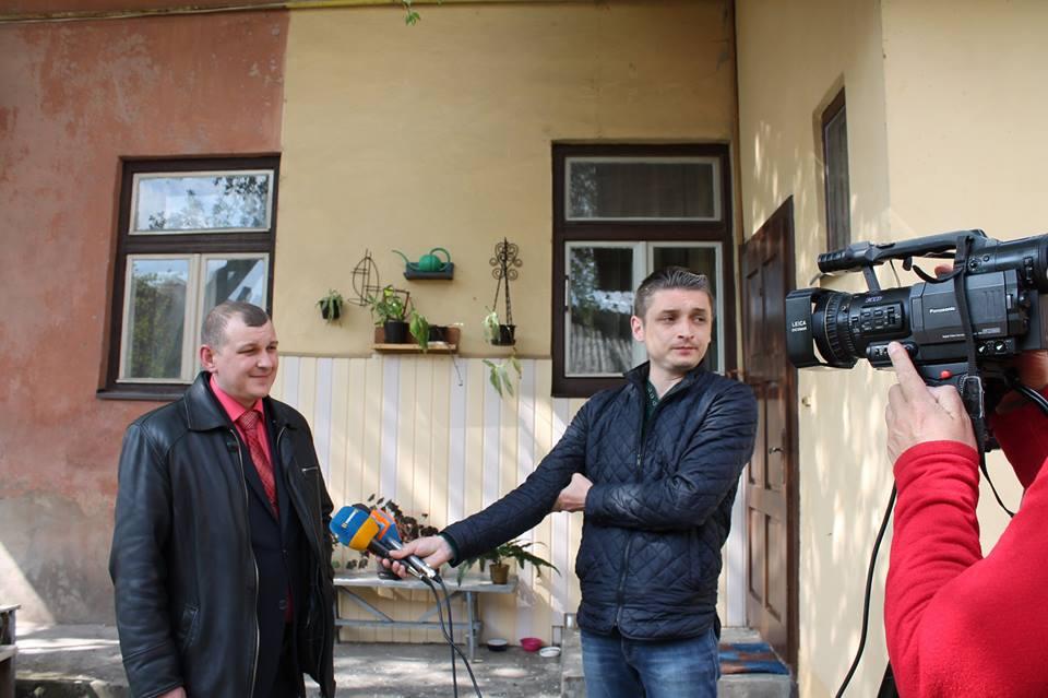 Закарпатський прокурор відмовився від проблемної квартири наданої ужгородською владою (фото)
