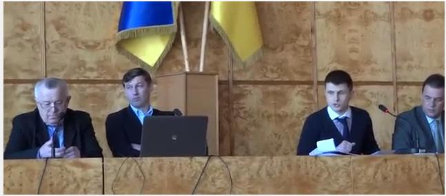 Зміни до бюджету розсварили депутатів Хустської райради (ВІДЕО)