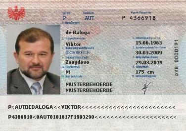Через громадянство Австрії Москаль вимагає позбавити депутатства Віктора Балогу (ДОКУМЕНТ)