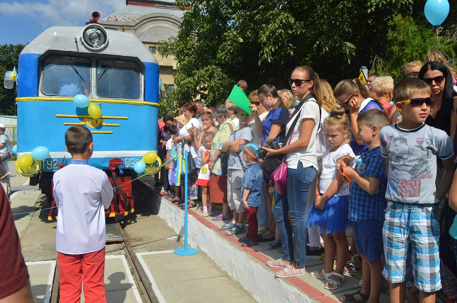 1 травня в Ужгороді дитяча залізниця відкриє літній сезон