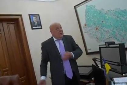 """Без """"криші"""" поліції неможливий гральний бізнес, – керманич Закарпаття Москаль (відео)"""