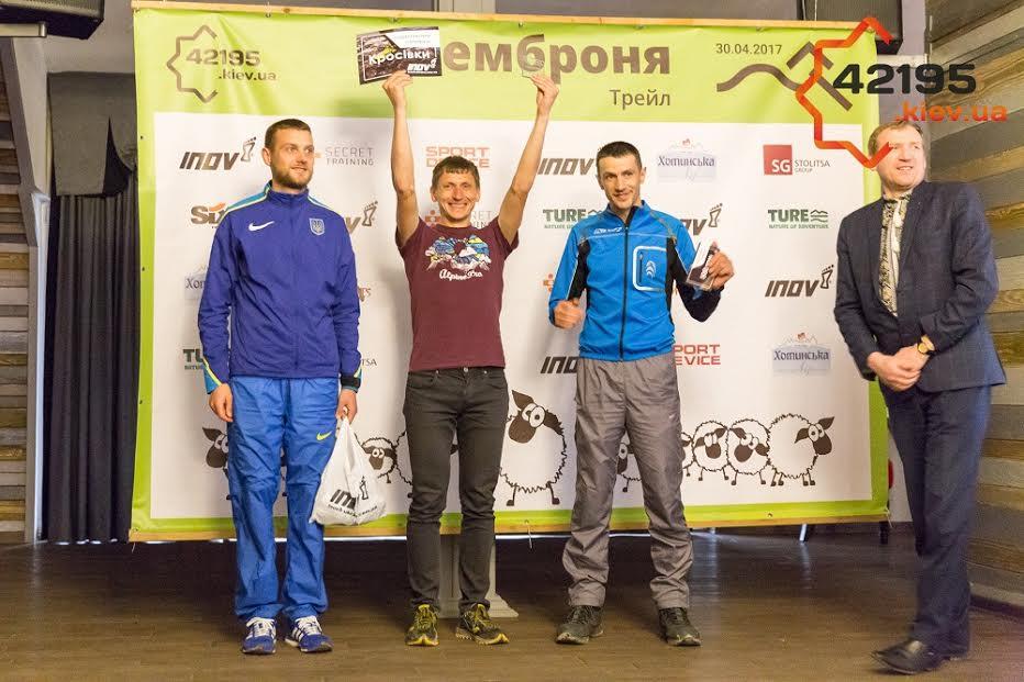 Закарпатець виборов путівку на чемпіонат світу з гірського бігу (фото)