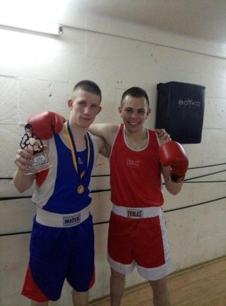 Закарпатські боксери успішно виступили на міжнародному турнірі
