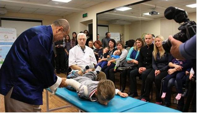 В Ужгороді пройде унікальний семінар для діток з ДЦП