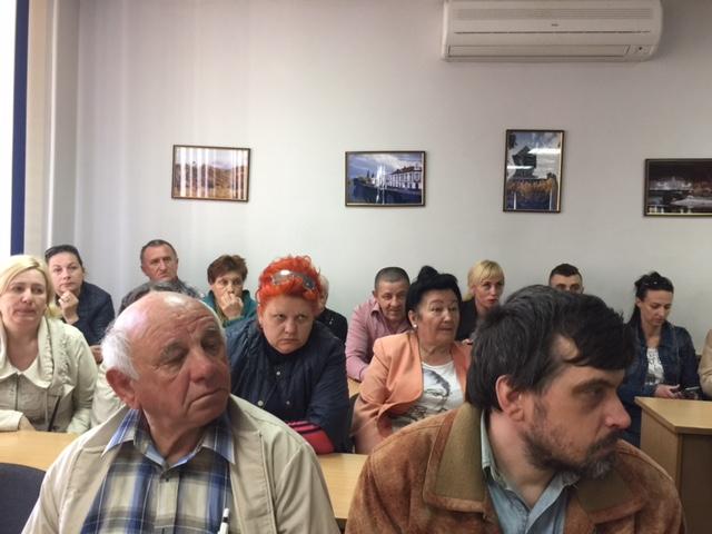 Ужгородський мер привселюдно пообіцяв не ліквідовувати психоневродиспансер (відео)