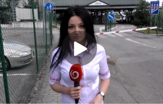 Словацькі ЗМІ розповіли про затримання на Закарпатті злочинця, що розшукувався за контрабанду зброї та вибухівки (відео)