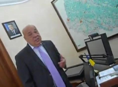 Керманич Закарпаття Москаль розповів про схеми махінацій з бюджетними коштами (відео)