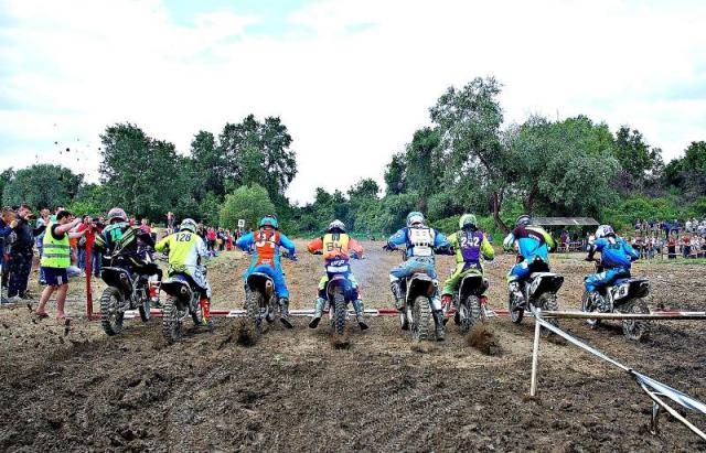 В Ужгороді відбувся чемпіонат Закарпаття з мотокросу