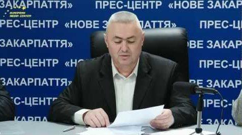 Іван Погоріляк впевнено перемагає на виборах голови Перечинської ОТГ