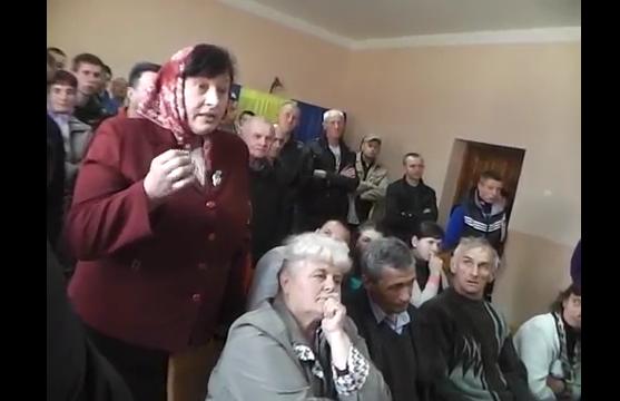 На Перечинщині створили штаб для координації дій по боротьбі з крадіями лісу (відео)