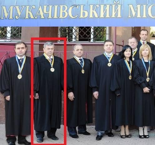 Скандальновідомий суддя з Мукачева знову в епіцентрі подій (документ)