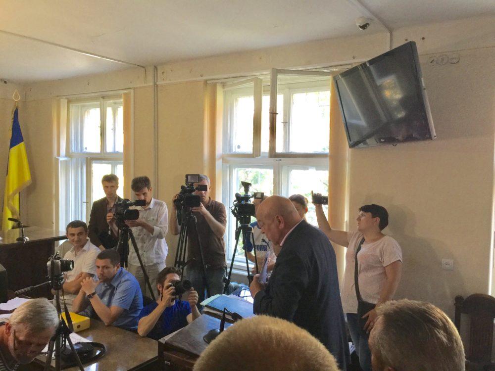 Підставна особа в справі Самардака є громадянином Росії, – Москаль