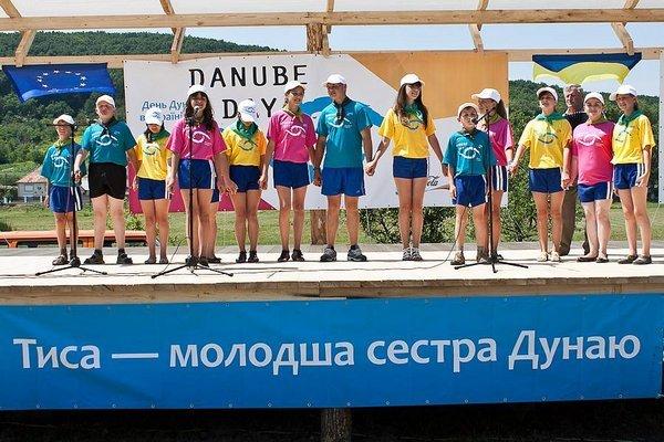 """До """"Дня Дунаю-2017"""" на Закарпатті проведуть конкурс селфі-відео"""