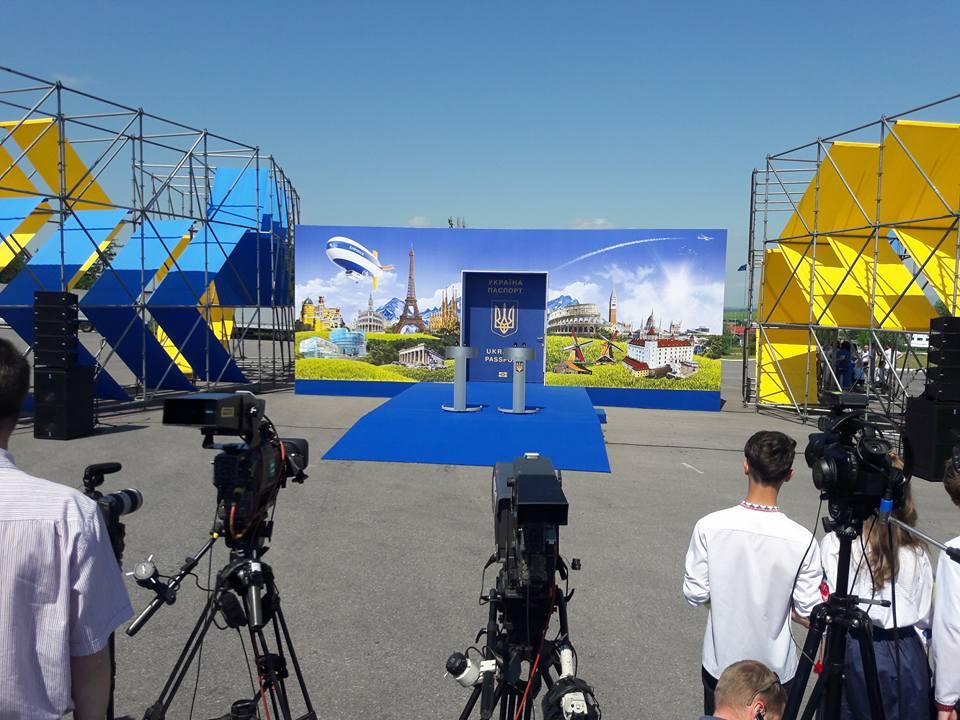 Майже 3 мільйони громадян України скористалися безвізом з ЄС протягом двох років