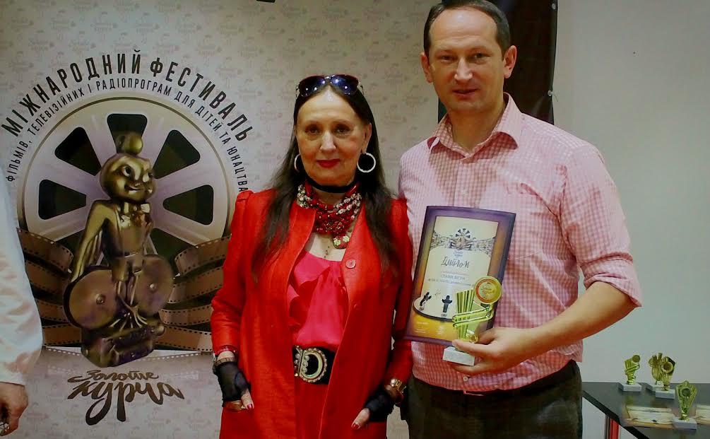 Фільм закарпатського режисера здобув відзнаку на Міжнародному кінофестивалі «Золоте курча»