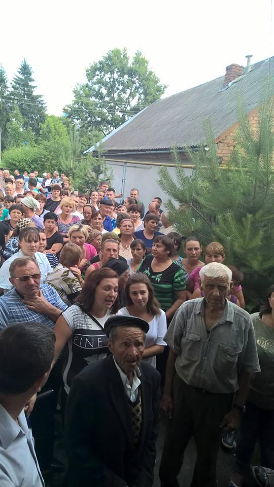 На Закарпатті депутати Кошелівської ради одноголосно виступили проти будівництва ГЕС
