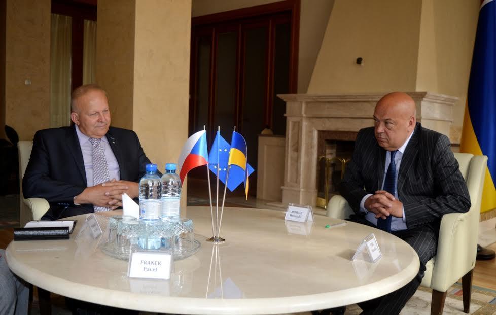 Закарпаттю вкрай необхідне консульство Чехії, –  Геннадій Москаль